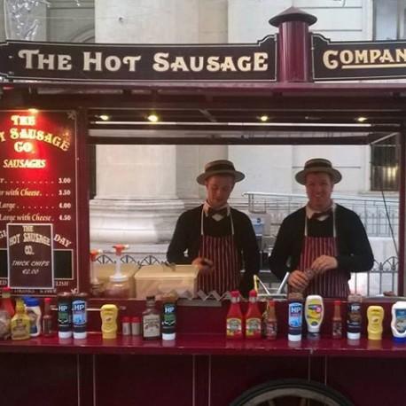 The Hot Sausage Company