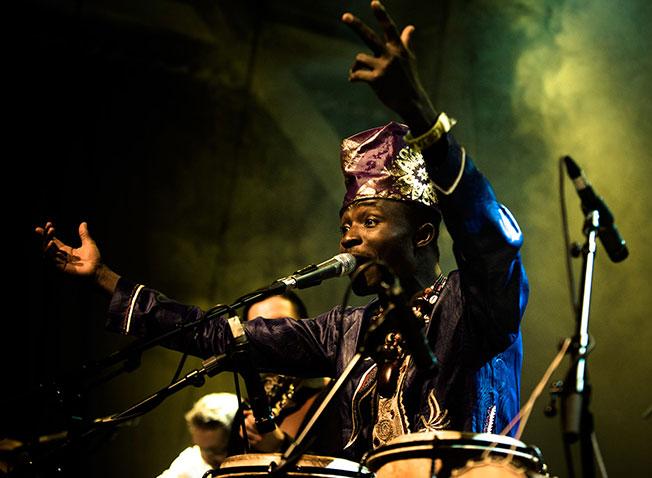 Helsinki-Cotonou Ensemble – Finland & Africa