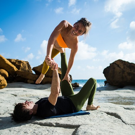 AcroYoga for Beginners