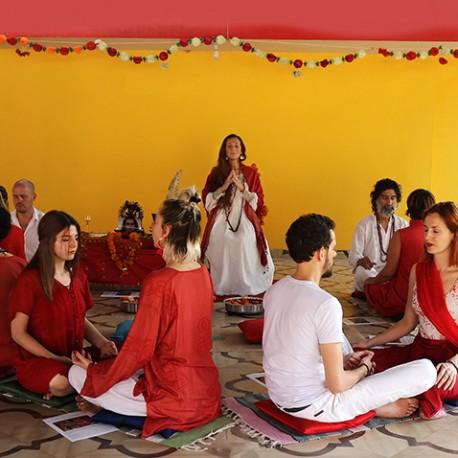 Shiva Shakti Workshop