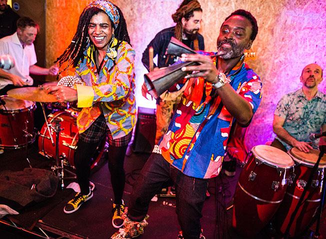 Yaaba Funk – U.K & Africa